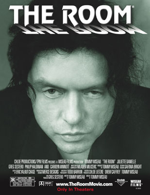 Movie Poster Image for THE ROOM MOVIE